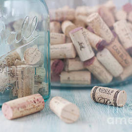 Wine Cork Collection