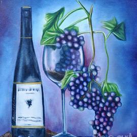 Ruben  Archuleta - Art Gallery - Wine Dance