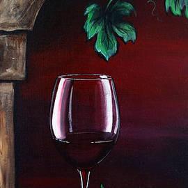 Danise Abbott - Red Wine Sunset