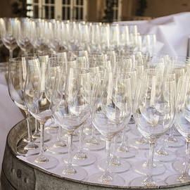 Dee  Savage - Wine Glasses