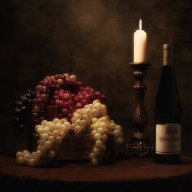 Tom Mc Nemar - Wine Harvest Still Life