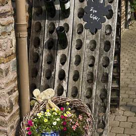 Wine Rack Outdoors
