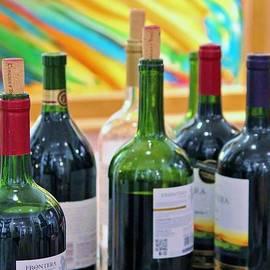 Cynthia Guinn - Wine Tasting