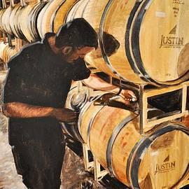David Larsen - Wine Thief