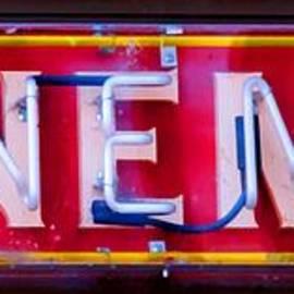 Wineman Neon Sign