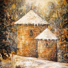 Dariusz Orszulik - Winter Angel