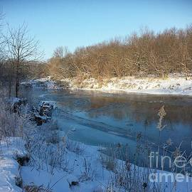 J Anthony Shuff - Winter at Creekside