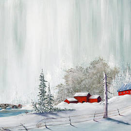 Catherine Link - Winter at the Lake