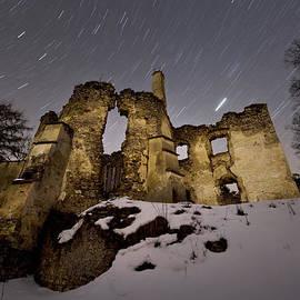 Milan Gonda - Winter Castle