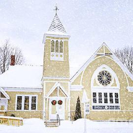 Alana Ranney - Winter Chapel