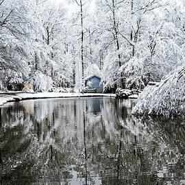 Michael Whitaker - Winter Day on Whitaker Pond