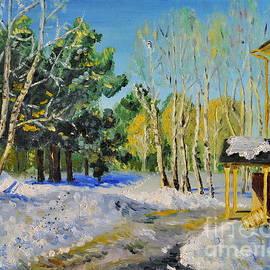 Teresa Wegrzyn - Winter Day