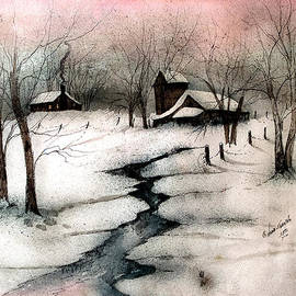 Anna Sandhu Ray - Winter Days