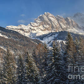 Martin Capek - Winter Dolomites