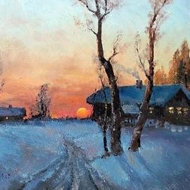 Mark Kremer - Winter dusk