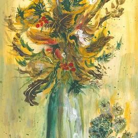 Veronica Rickard - Winter Flowers