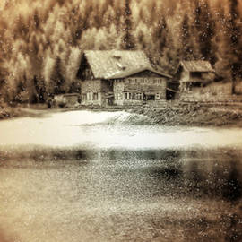EricaMaxine  Price - Winter Homestead-  Visions of Nt-Manufactured Objects-Nature Photography-Beauty Captured Groups