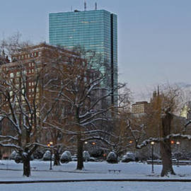 Juergen Roth - Winter in Boston
