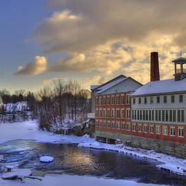 Joann Vitali - Winter in Milford New Hampshire