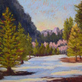 Nancy Jolley - Winter in Yosemite
