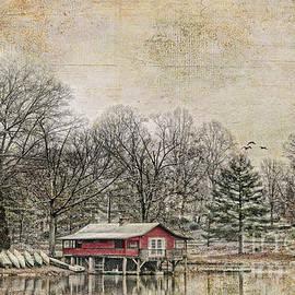 Darren Fisher - Winter Lake