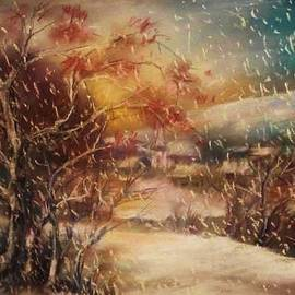 Natalia Bardi - Winter light