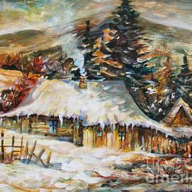 Dariusz Orszulik - Winter Magic