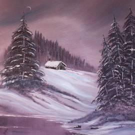 Janice Rae Pariza - Winter Moon