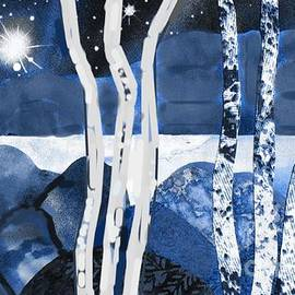 Susan Minier - Winter Moon