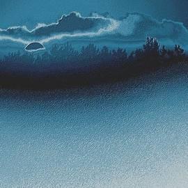 Lorraine Keil - Winter Moonrise