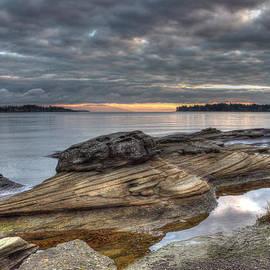 Randy Hall - Winter Morning at Madrona Point
