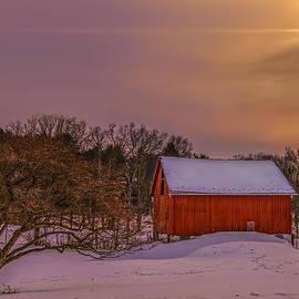 Dave Sandt - Winter morning