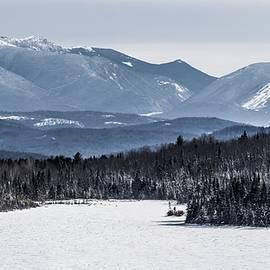 Tim Kirchoff - Winter Mountains