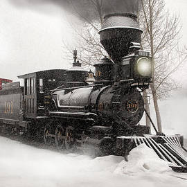 Ken Smith - Winter Narrow Gauge Steam