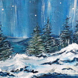 Teresa Wegrzyn - Winter Night