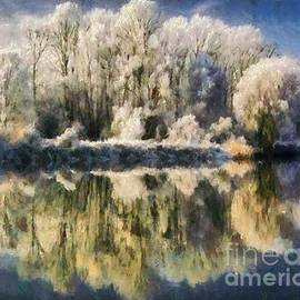 Elizabeth Coats - Winter Reflection