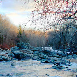 Robert Pierce - Winter River