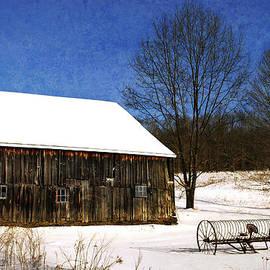 Christina Rollo - Winter Scenic Farm