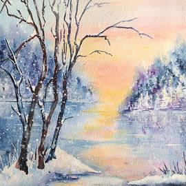 Bette Orr - Winter Daydream