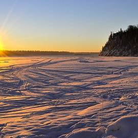 Cathy Mahnke - Winter Solstice