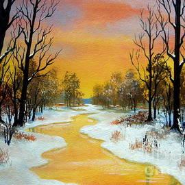 Shasta Eone - Winter  Solstice