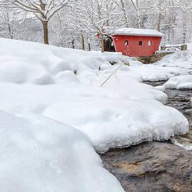 Bill Wakeley - Winter Stream