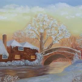 Dorothy Merritt - Winter Sunset