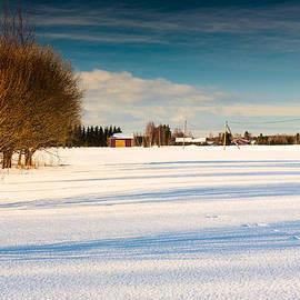Jukka Heinovirta - Winter Sunshine In The Fields 3