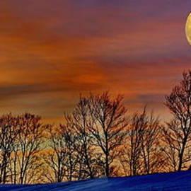 Andrea Kollo - Winter Super Full Moon