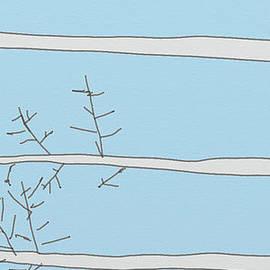 Lenore Senior - Winter Tree Landscape