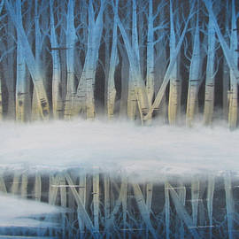 Stacey Arsenault - Winter Tree