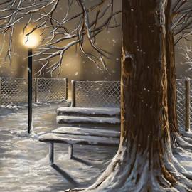 Veronica Minozzi - Winter trilogy 1