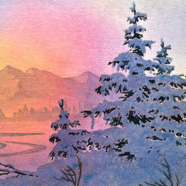 Teresa Ascone - Winter Twilight
