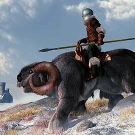Daniel Eskridge - Winter Warrior
